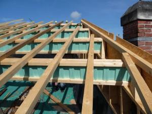 chantier-13-300x225 dans Ossature bois et charpente